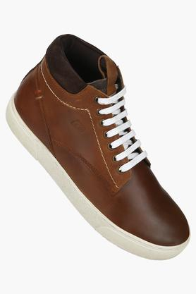 ID Mens Casual Wear Lace Up Shoes - 203387197_9124