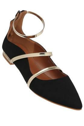 TRESMODEWomens Casual Wear Zipper Closure Ballerinas - 203823610