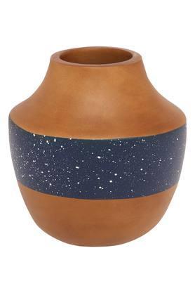 BACK TO EARTHWooden Printed Vase