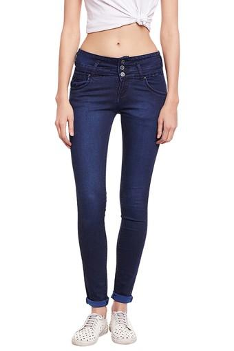 DEVIS -  Dark Blue Jeans & Leggings - Main