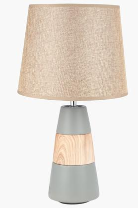 IVY Round Carla Printed Table Lamp