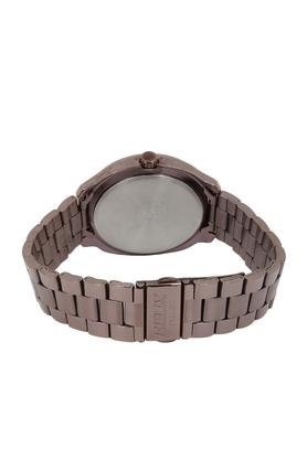 Mens Analogue Stainless Steel Watch