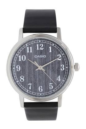 Mens Leather Analogue Watch - A1521