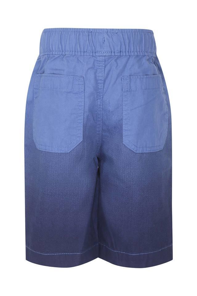 Boys 4 Pocket Ombre Shorts