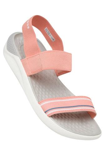 CROCS -  Melon Flats - Main