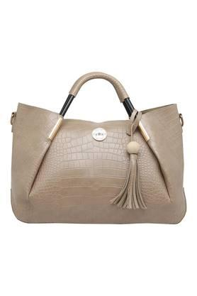 RS BY ROCKY STARWomens Zipper Closure Tote Handbag With Sling Bag