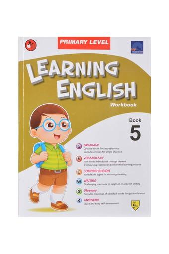 SAP Learning English Workbook Primary Level 5