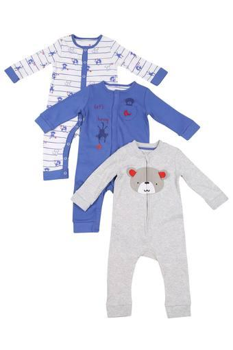 MOTHERCARE -  Grey Marl Nightwear - Main