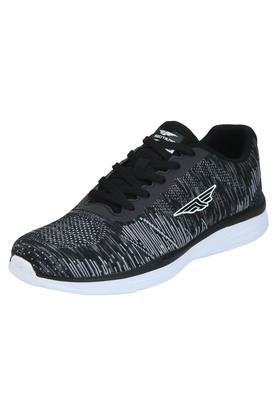 ATHLEISURE Mens Mesh Lace Up Sports Shoes - 203578100_9212