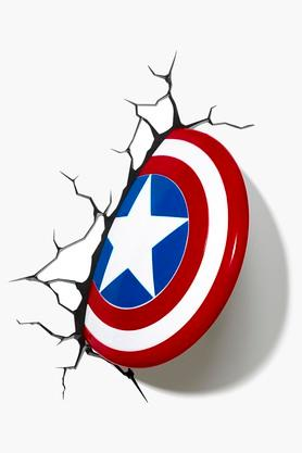 DREAM BEANS FX Captain America Shield 3D Deco Light