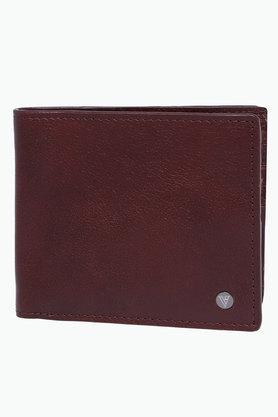 Mens Leather Single Fold Wallet