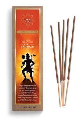 TATVAYOG Veer Hanuman Incense Stick - Pack Of 30