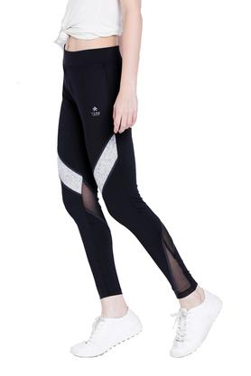 Womens Solid Track Pants