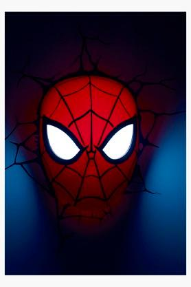 DREAM BEANS FX Spider-Man Mask 3D Deco Light