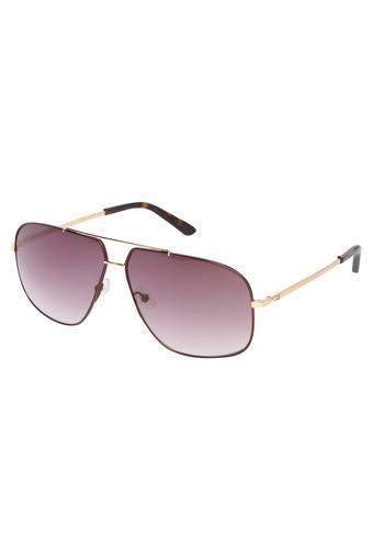 Mens Full Rim Navigator Sunglasses