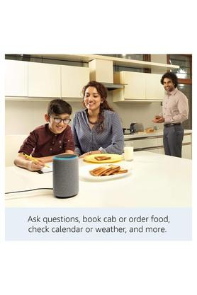 All-new Echo Plus (2nd gen) - Premium sound with built-in smart home hub -Black