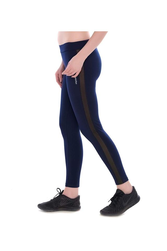 Womens Solid Track Pant
