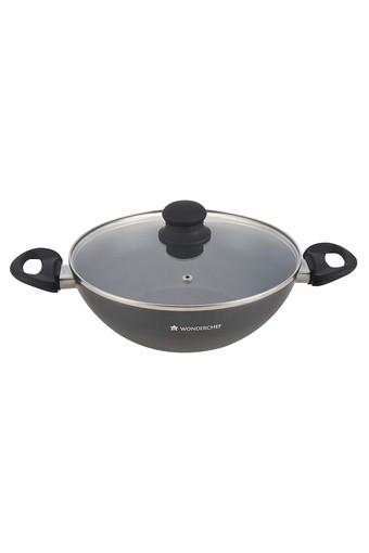 Premia Wok With Lid - 24cm