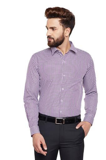 HANCOCK -  Purple Shirts - Main