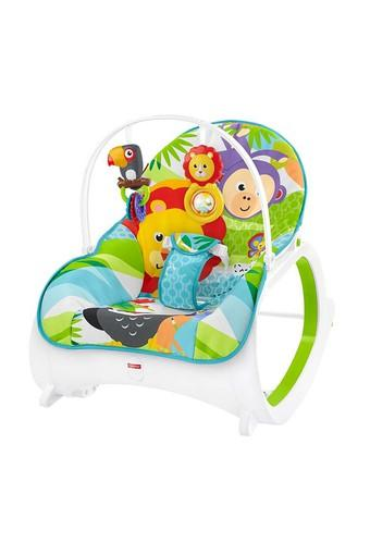 Buy FISHER PRICE Unisex Toddler Rocker Chair with Overhead Toys | Shoppers Stop  sc 1 st  Shoppers Stop & Buy FISHER PRICE Unisex Toddler Rocker Chair with Overhead Toys ...