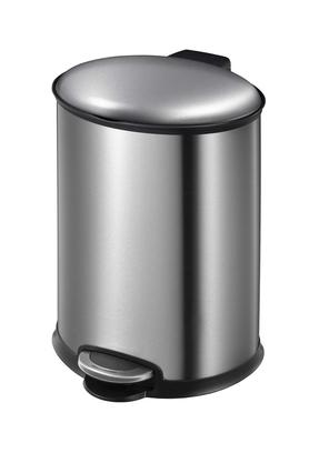 ERROR BRAND Brushed Stainless Steel Step Bin - 203509444_9900