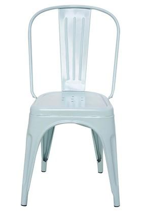 Off White Stylo Chairs Set of 4