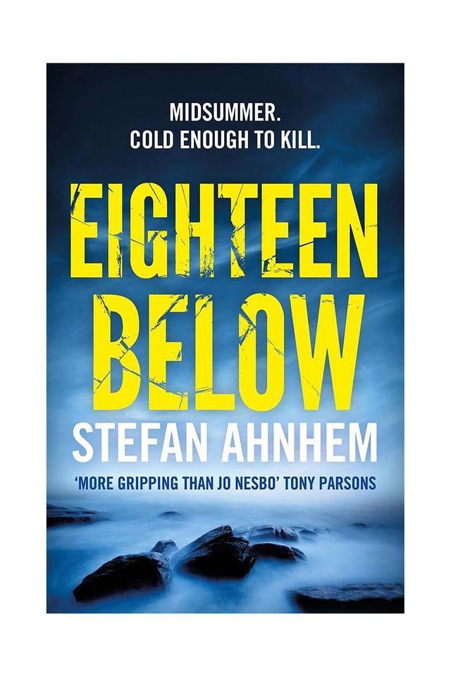 Eighteen Below: A Fabian Risk Thriller