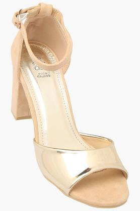 TRESMODE Womens Party Wear Buckle Closure Heels - 203237665