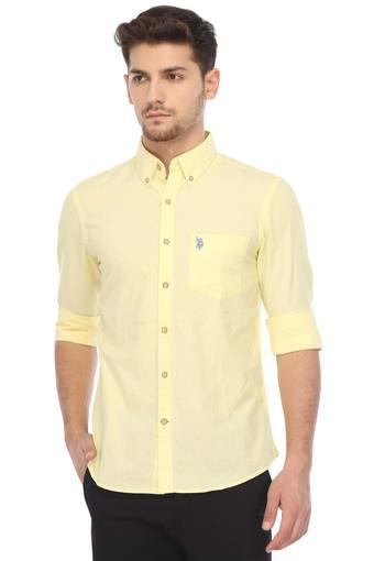 U.S. POLO ASSN. -  Yellow Shirts - Main