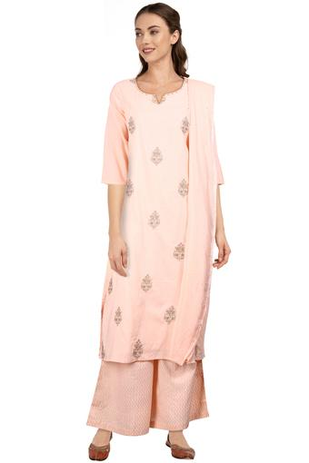 KASHISH -  BlushSalwar & Churidar Suits - Main