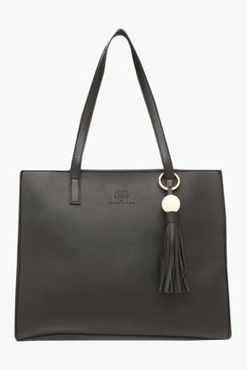 RS BY ROCKY STARWomens Zipper Closure Satchel Handbag - 203346235