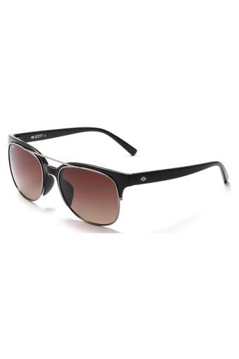 Mens Full Rim Wayfarer Sunglasses - 2031 PL C2 S
