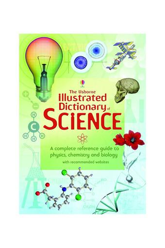 Illustrated Dictionary of Science (Illustrated dictionaries)