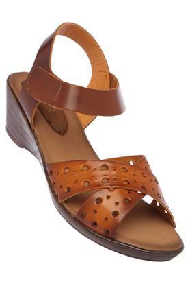 CATWALK Womens Casual Wear Velcro Closure Wedges