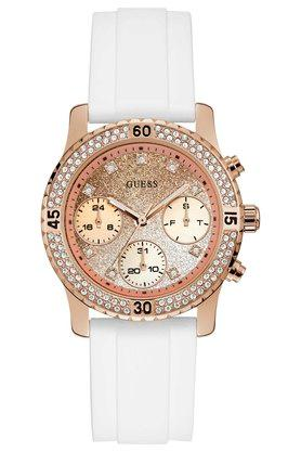 Womens Confetti Multi-Function Wristwatch - W1098L5