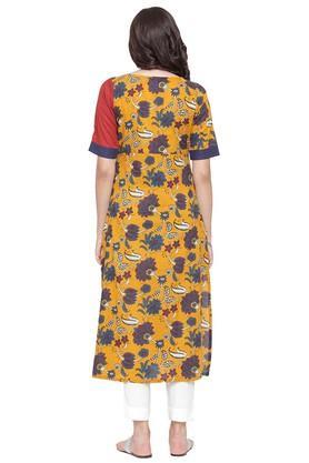 Women Floral Print Kurta and Pant Set