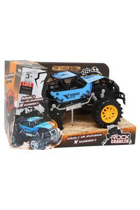 Kids Mad Runner Toy Car