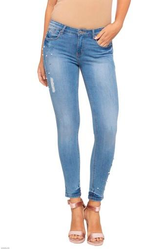 VIBE -  Light Blue Jeans & Leggings - Main