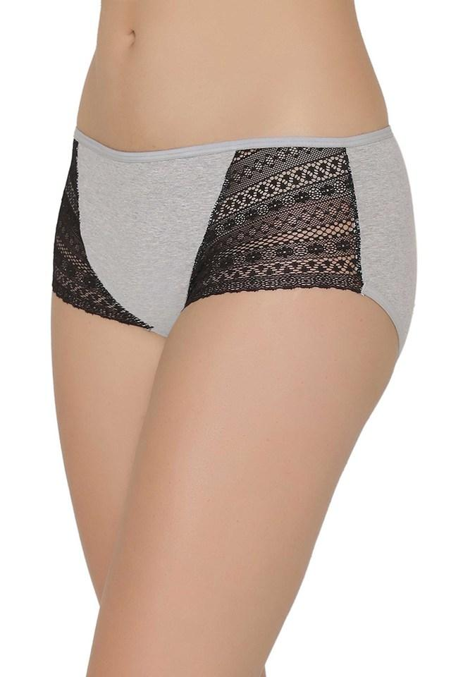 Womens Lace Hipster Briefs