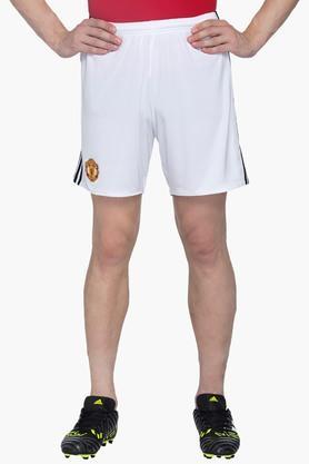 ADIDASMens Solid Shorts