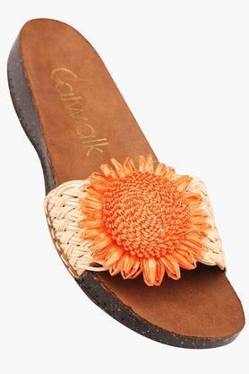 CATWALKWomens Casual Wear Slipon Flats - 202190665