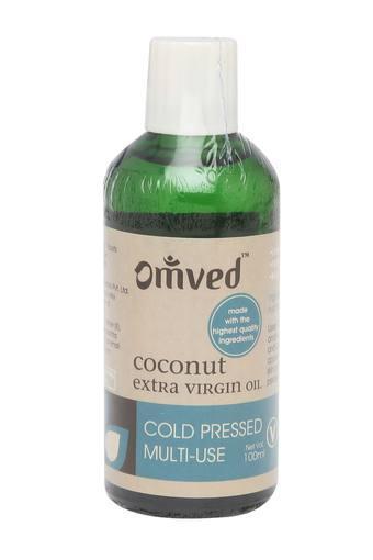 Coconut Extra Virgin Oil - 100 ml