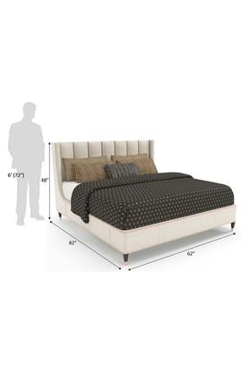 Grey Hems Bed