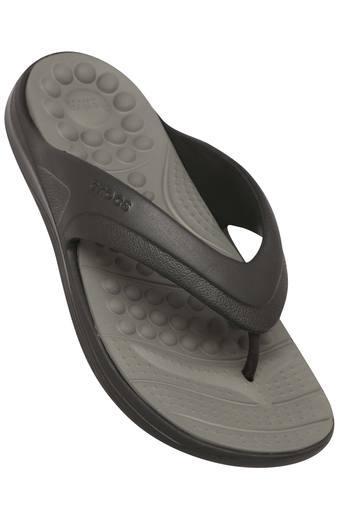 CROCS -  BlackSlippers & Flip Flops - Main