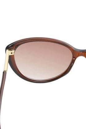 Womens Full Rim Cat Eye Sunglasses - OP-1668-C02