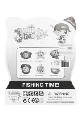 Kids Fishing Time Game Set