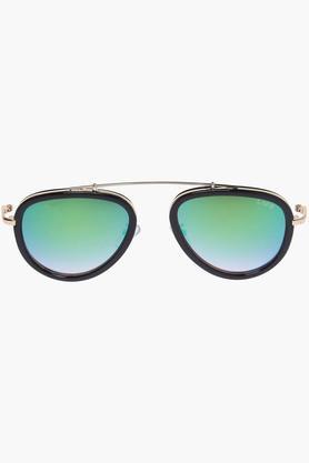 Unisex Mirror Reflection Aviator Sunglasses LIO7OC11