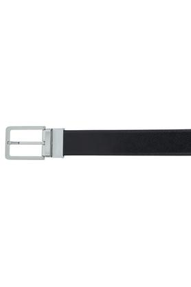 Mens Formal Buckle Closure Belt