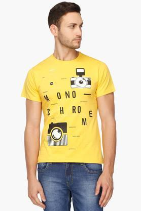 Shoppersstop : Flat 50% to 60% Off On Life & Stop T- shirt + Free Shipping low price image 7