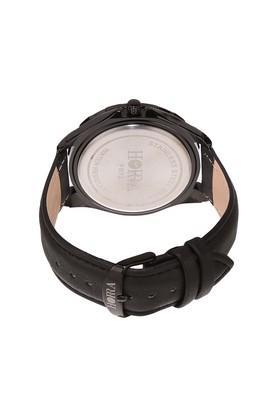 Mens Geometric Series Silver Dial Analog Watch - PB817MLS73
